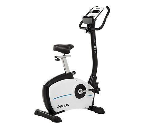 SH-833 高端家用电磁控健身车
