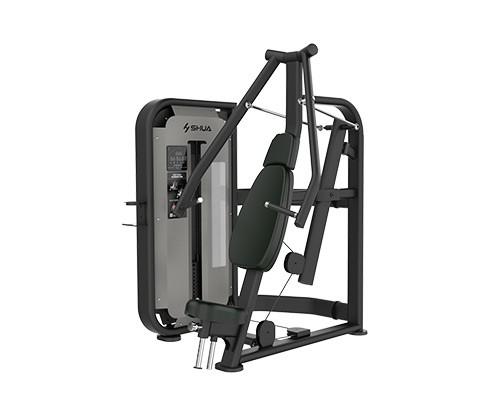 SH-G6801L 坐式胸肌推举训练器(LED版)