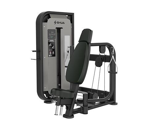 SH-G6802L蝴蝶式胸肌训练器(LED版)