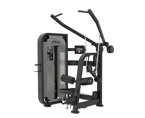 SH-G6806T高拉背肌训练器