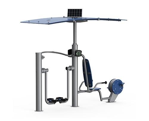漫步机健身车组合器(智能版)
