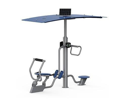扭腰背肌组合器(智能版)