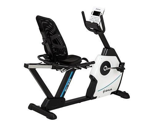 SH-836 高端家用电磁控卧式健身车