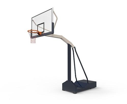 移动式篮球架(玻璃篮板)
