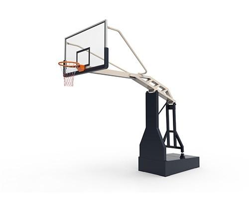 仿液压篮球架(玻璃篮板)
