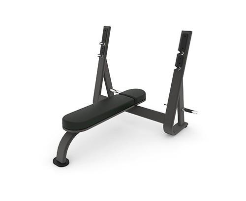 SH-6871 奥林匹克水平推举椅
