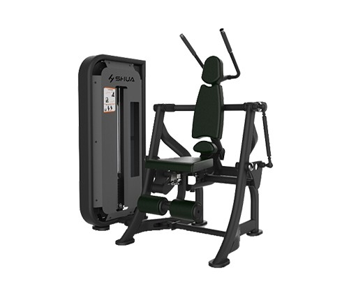SH-6816坐式腹肌训练器