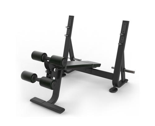SH-6872 奥林匹克下斜推举椅