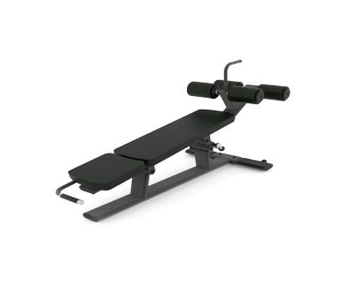 SH-6879可调节下斜推举 腹肌练习椅