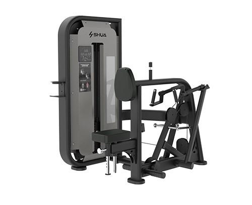 SH-G6803L坐式背肌训练器(LED版)