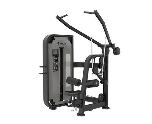 SH-G6806L高拉背肌训练器(LED版)