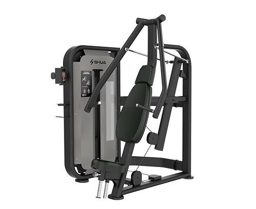 SH-G6801T坐式胸肌推举训练器