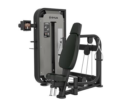 SH-G6802T蝴蝶式胸肌训练器