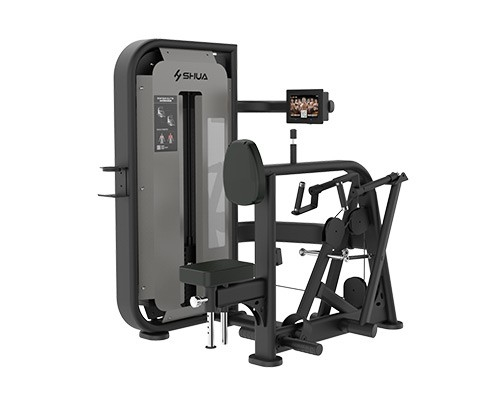 果洛SH-G6803T坐式背肌训练器(触屏版)